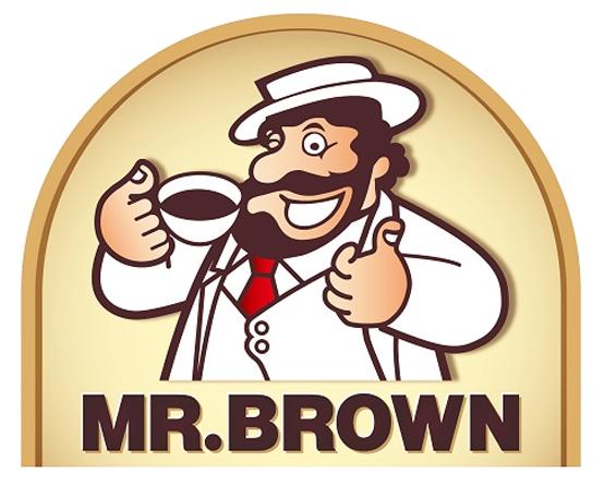 Ľadová káva Mr. Brown