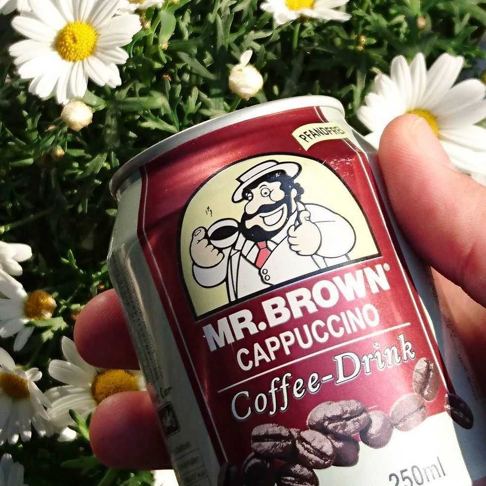 Mr. Brown ľadová káva, ktorá osvieži každého